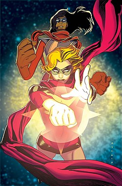 Generations Ms. Marvel & Ms. Marvel Vol 1 1 Anka Variant Textless.jpg