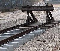 אוטם מסילה