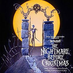 TheNightmareBeforeChristmas Soundtrack2006.jpg