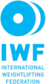 International Weightlifting Federation (IWF) New Logo.png