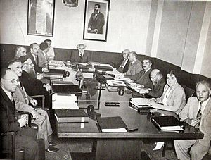 Israel Government ca1952.jpg