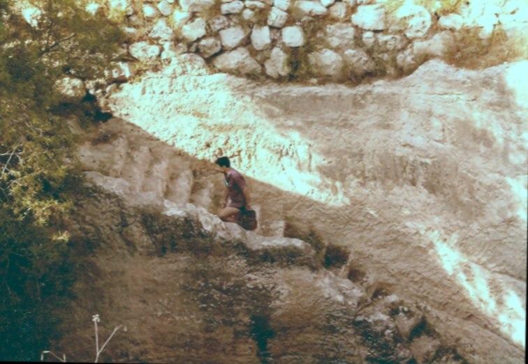 ירידה לבור בגבעון העתיקה
