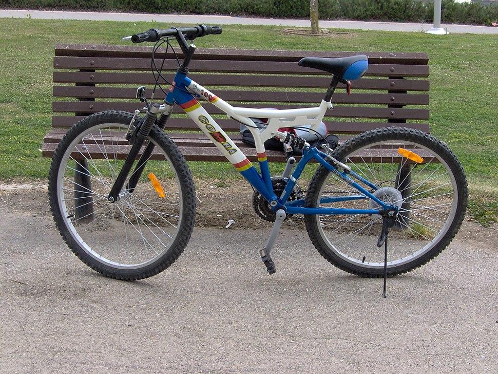 Gear bike