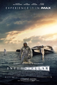 Plakat filma Interstellar