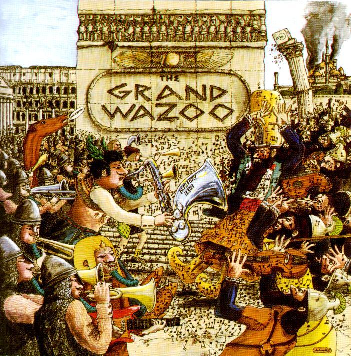 The Grand Wazoo Wikipedija