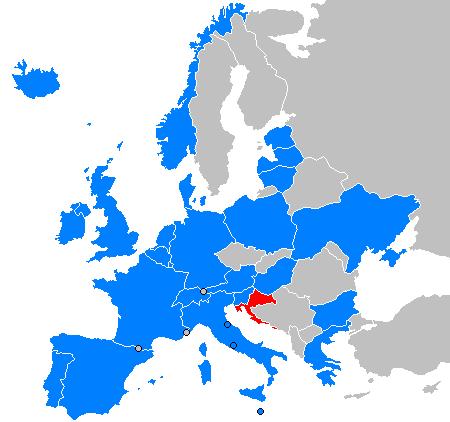 Slikovni rezultat za priznanje hrvatske 1992