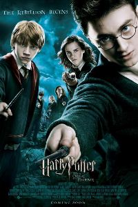 Poster filma Harry Potter i Red feniksa