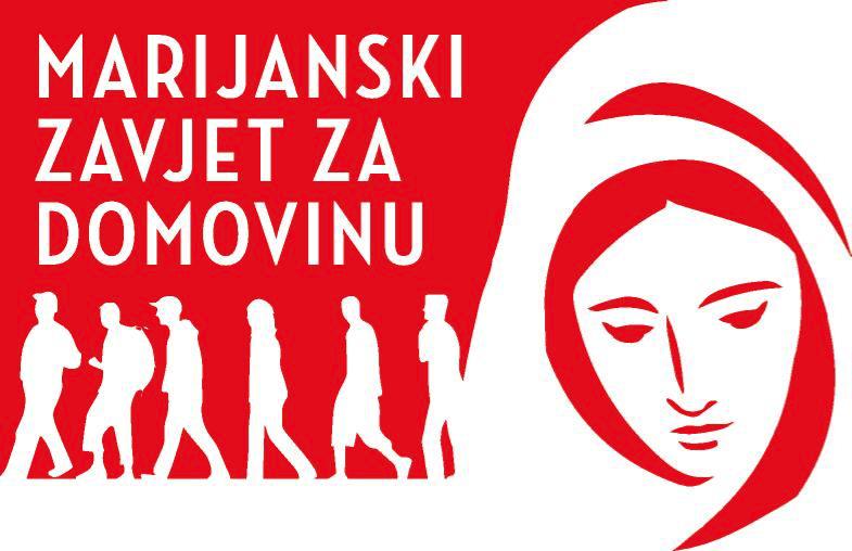 Image result for marijanski zavjet za domovinu