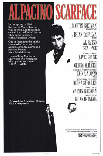 Lice s ožiljkom (1983.) – Wikipedija