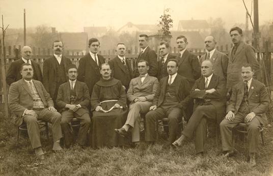 Napretkov odbor za izgradnju Zakladnog doma (Napretkove palače) u Sarajevu 1911. godine
