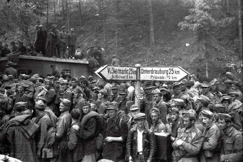 Pokolj u Bleiburgu – Wikipedija