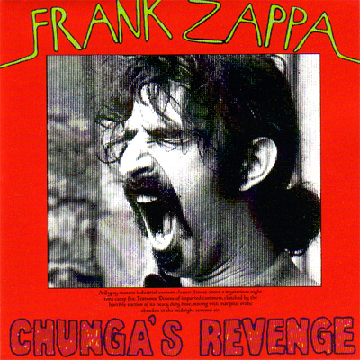 Chunga S Revenge Wikipedija
