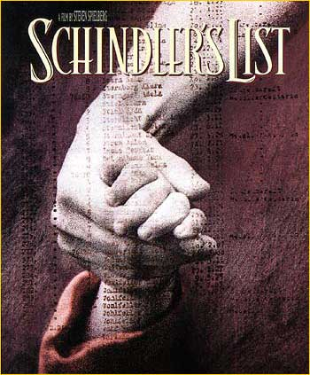 Službeni plakat filma Schindlerova lista