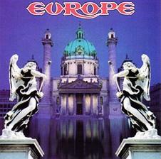 Spisak Albuma Bendova Europe_album