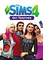 The Sims 4 Get Together Cover 1.jpg
