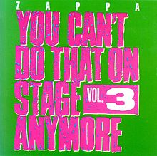 You Can t Do That On Stage Anymore vol 3.jpg