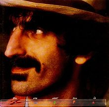 Zappa You Are What You Is.jpg
