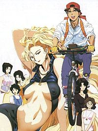Golden Boy (anime)