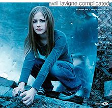 Avril Lavigne Complicated Singl.jpg