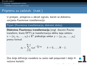 LaTeX Beamer presentation screenshot