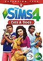 The Sims 4 Cats & Dogs Cover 1.jpg
