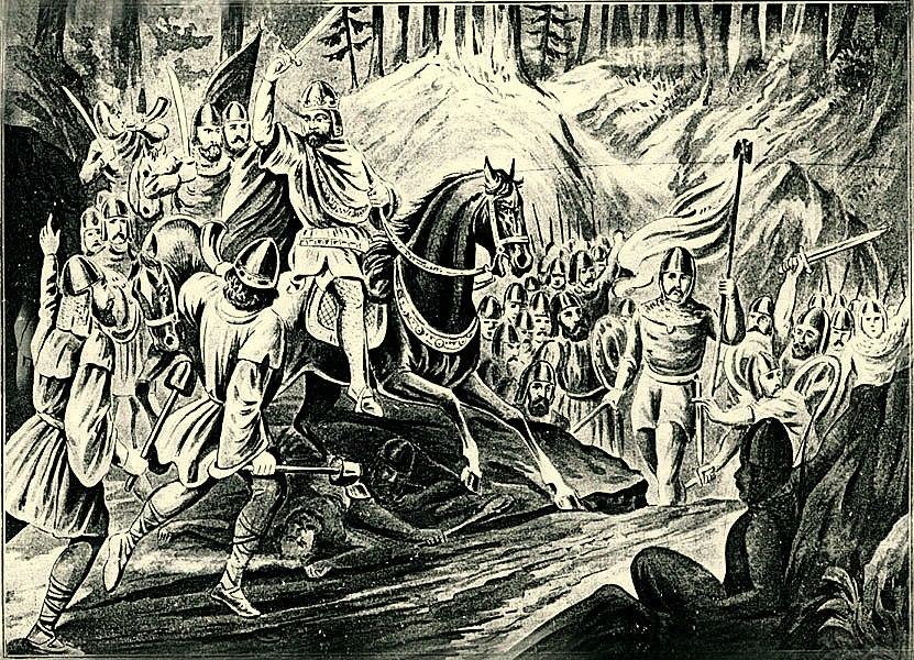 Slavna pobjeda Vojislava nad Grcima 1042.g.