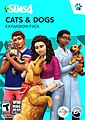 The Sims 4 Cats & Dogs Cover 2.jpg