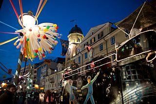 Međunarodna karnevalska povorka 2010. godine