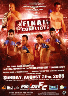 PRIDE Final Conflict 2005 poster.jpg