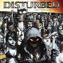 Disturbed - Ten Thousand Fists (Standard).jpg