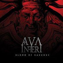 Ava Inferi - Blood Of Bacchus