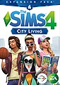 The Sims 4 City Living Cover 1.jpg