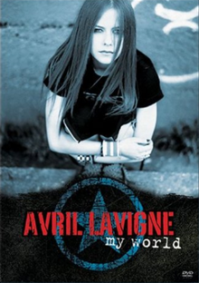 Avril Lavigne - My World.PNG