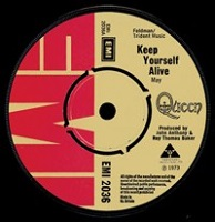 Queen - keep yourself alive.jpg