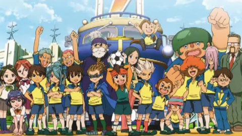 Inazuma eleven manga wikip dia - Disney xd inazuma eleven ...