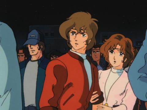 Quels sont les styles de dessin qui vous séduisent le plus parmi les séries animées japonaises ? - Page 2 Dallos_anime