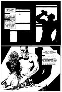 fekete-fehér szex képregények