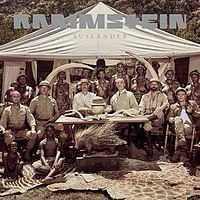 Rammstein - Auslander (single cover).jpg