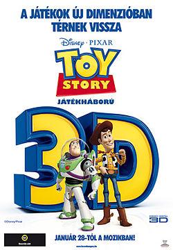 a 3D-s verzió plakátja
