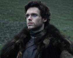 Robb Stark A Trónok Harca Közeleg A Tél Című Epizódjában (2011)