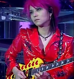 hide a The Last Live koncerten 1997. december 31-én