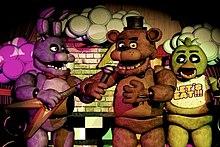 Five Nights at Freddy's (videojáték-sorozat) – Wikipédia