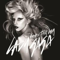 Lady Gaga Born This Way Single Cover