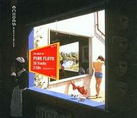 Pink Floyd – Echoes- The Best of Pink Floyd (album cover).jpg
