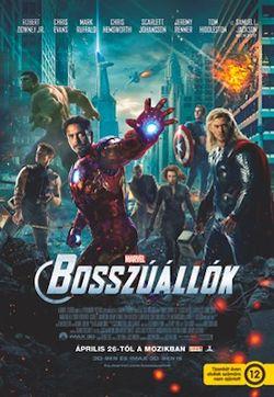 Bosszúállók (The Avengers 2012)