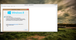 Windows 8.1 alatt futtatva