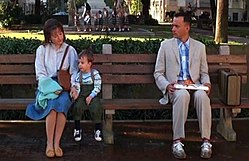 a review of forest gump a drama movie by robert zemeckis Brilliantly directed and inspiring comic drama about the truly a classic robert zemeckis film the movie captures forest gump: movie review by.