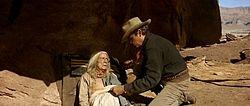 A Prérikutya és Mackenna (Eduardo Ciannelli és Gregory Peck)
