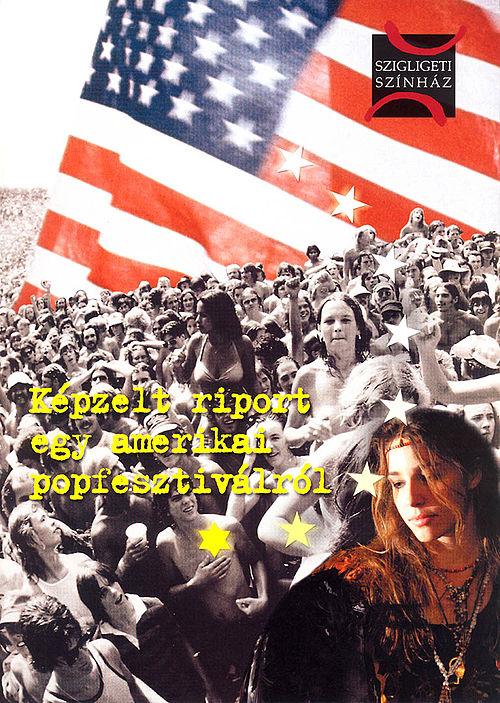 b25d698de5 Képzelt riport egy amerikai popfesztiválról (musical) - Wikiwand