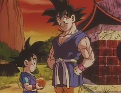 Dragon Ball Gt Goku öröksége Wikipédia